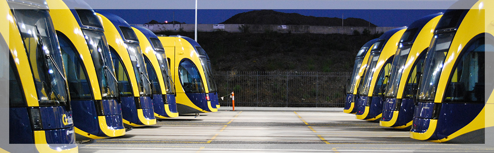 Ultra Tint are responsible for protecting the entire Gold Coast Light Rail fleet from vandalism.