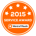 2015 Customer Service Award