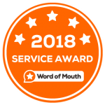 2018 Customer Service Award