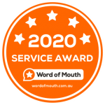 2020 Customer Service Award